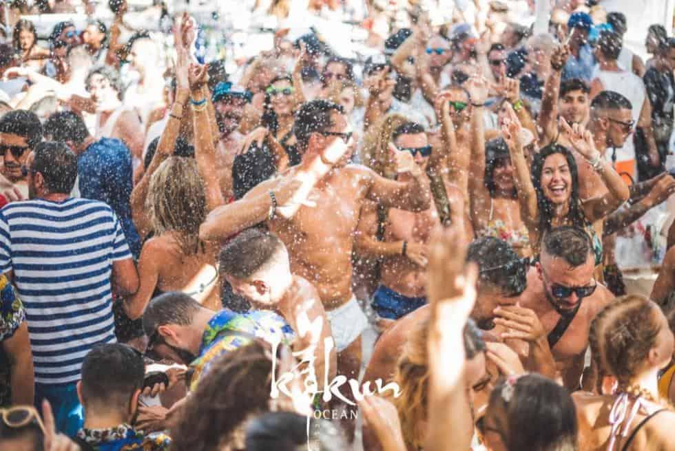 Pack Beach Party Los Álamos
