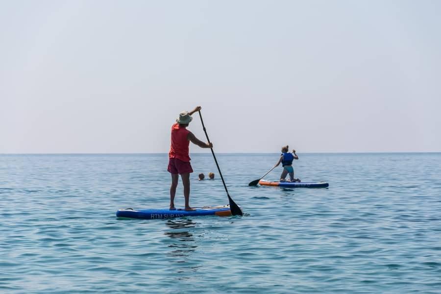 Padel Surf despedidas tempation