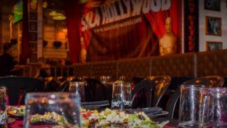 Restaurante temático en Málaga Centro Sala hollywood